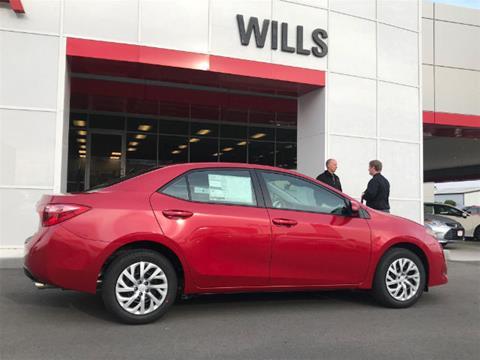 2018 Toyota Corolla for sale in Twin Falls, ID