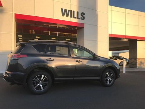 2018 Toyota RAV4 for sale in Twin Falls, ID