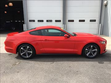 2015 Ford Mustang for sale in Twin Falls, ID