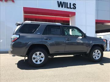 2017 Toyota 4Runner for sale in Twin Falls, ID