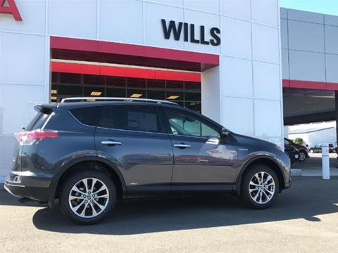 2017 Toyota RAV4 Hybrid for sale in Twin Falls, ID