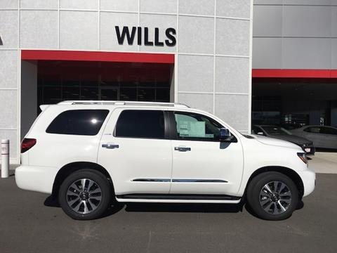 2018 Toyota Sequoia for sale in Twin Falls, ID