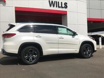 2017 Toyota Highlander Hybrid for sale in Twin Falls, ID