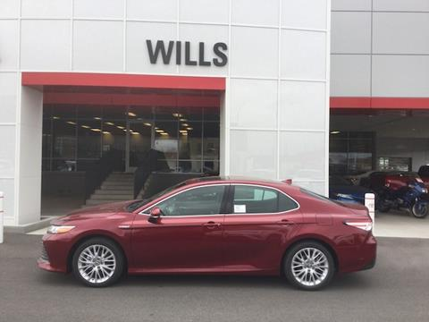 2018 Toyota Camry Hybrid for sale in Twin Falls, ID