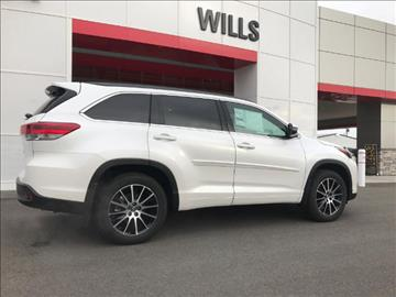 2017 Toyota Highlander for sale in Twin Falls, ID