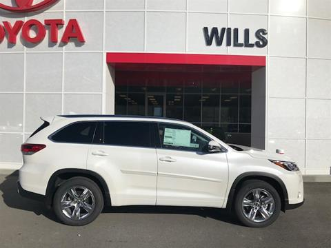 2018 Toyota Highlander for sale in Twin Falls, ID
