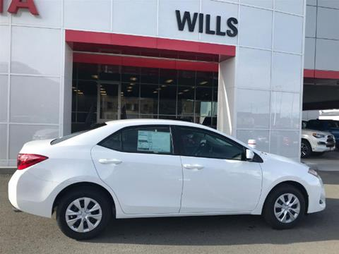 2018 Toyota Corolla For Sale In Twin Falls, ID