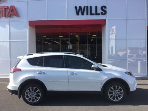 2018 Toyota RAV4 Hybrid for sale in Twin Falls, ID