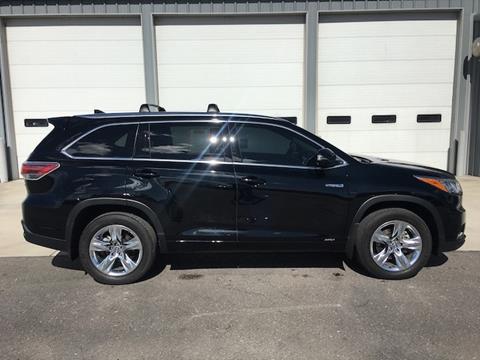 2016 Toyota Highlander Hybrid for sale in Twin Falls, ID