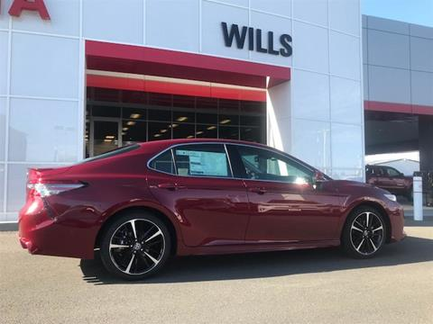 2018 Toyota Camry for sale in Twin Falls, ID