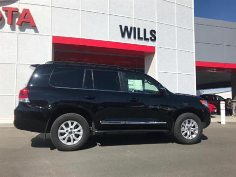 2017 Toyota Land Cruiser for sale in Twin Falls, ID