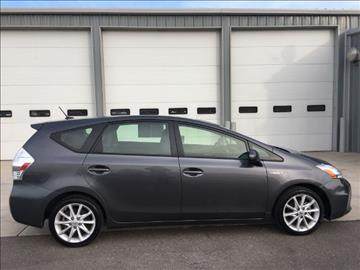 2012 Toyota Prius v for sale in Twin Falls, ID