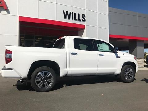 2018 Toyota Tundra for sale in Twin Falls, ID