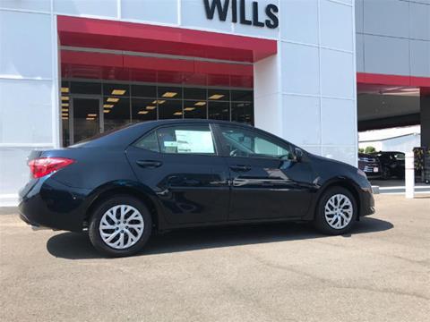 2017 Toyota Corolla for sale in Twin Falls, ID