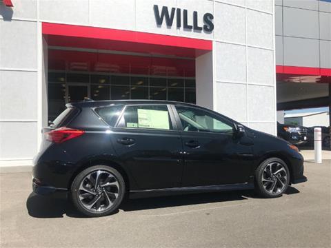 2017 Toyota Corolla iM for sale in Twin Falls, ID