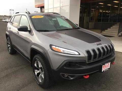 2018 Jeep Cherokee for sale in Twin Falls, ID
