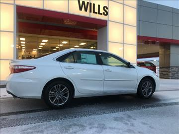 2017 Toyota Camry for sale in Twin Falls, ID