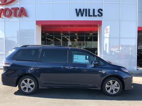 2019 Toyota Sienna For Sale In Twin Falls, ID