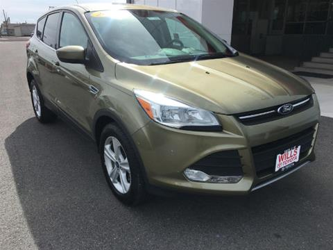 used 2014 ford escape for sale in idaho. Black Bedroom Furniture Sets. Home Design Ideas