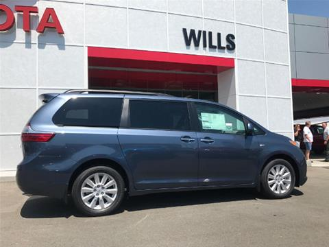 2017 Toyota Sienna for sale in Twin Falls, ID