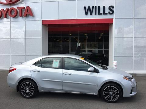 2015 Toyota Corolla for sale in Twin Falls, ID