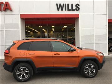 2016 Jeep Cherokee for sale in Twin Falls, ID