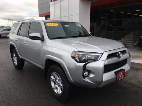 used toyota 4runner for sale in idaho. Black Bedroom Furniture Sets. Home Design Ideas