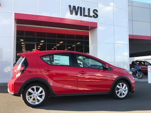 2018 Toyota Prius c for sale in Twin Falls, ID