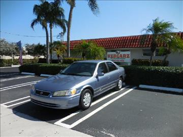 2000 Toyota Camry for sale in Pompano Beach, FL