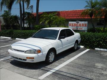 1996 Toyota Camry for sale in Pompano Beach, FL