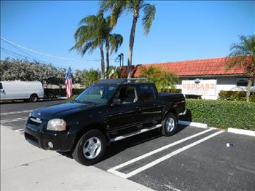 2001 Nissan Frontier for sale in Pompano Beach, FL
