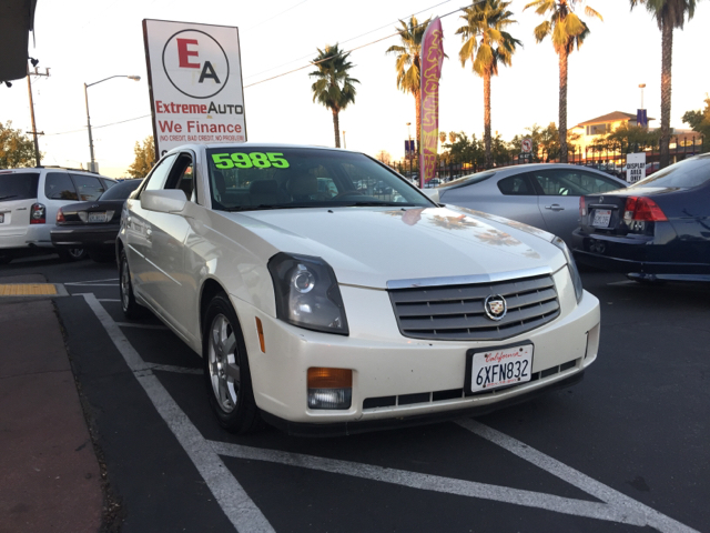 2005 cadillac cts for sale in sacramento ca. Black Bedroom Furniture Sets. Home Design Ideas