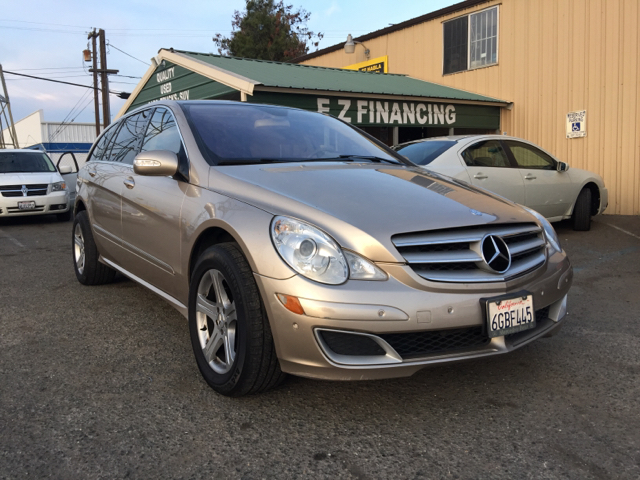 2006 mercedes benz r class r500 awd 4matic 4dr wagon for for Mercedes benz sacramento
