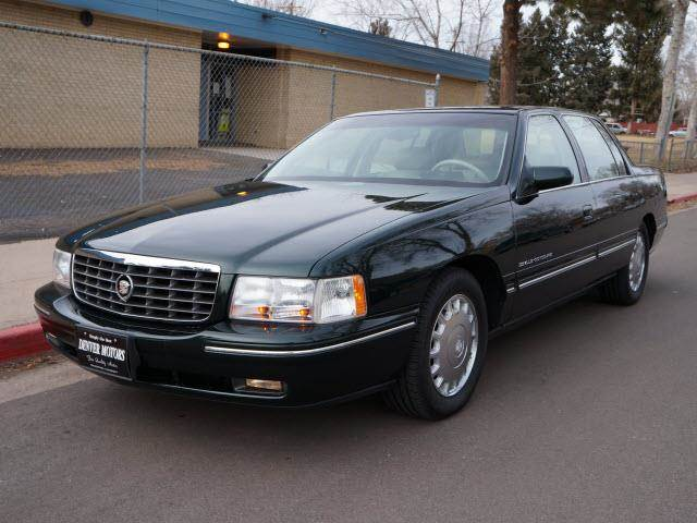 1997 cadillac deville concours 4dr sedan for sale in. Black Bedroom Furniture Sets. Home Design Ideas