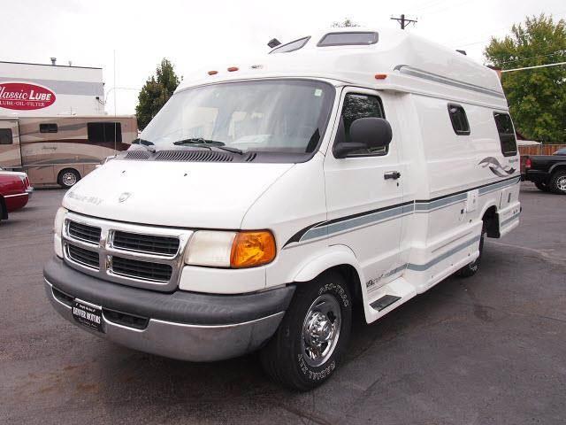 2000 Dodge B3500 Ram Van