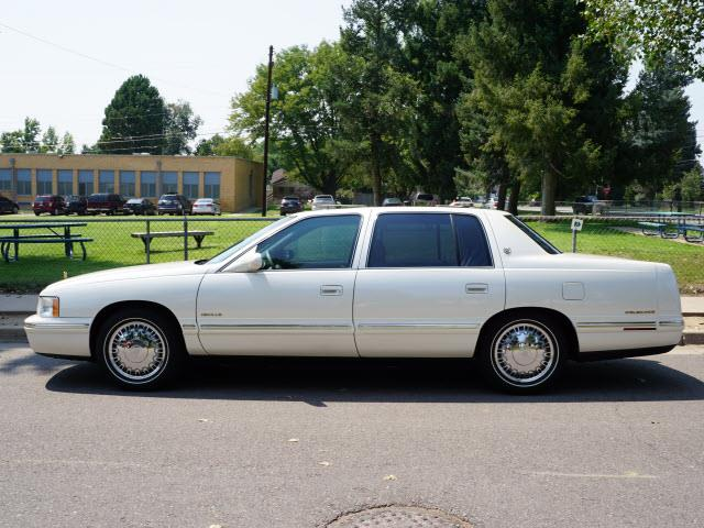 1998 cadillac deville d 39 elegance 4dr sedan in englewood co denver motors. Cars Review. Best American Auto & Cars Review