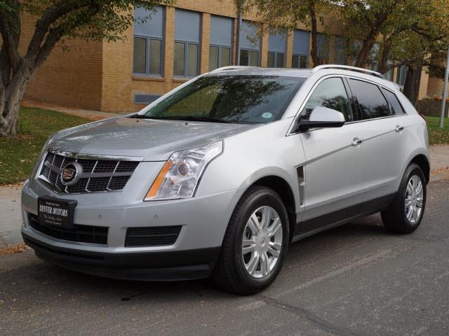 2011 cadillac srx luxury collection awd 4dr suv in englewood co denver motors. Black Bedroom Furniture Sets. Home Design Ideas