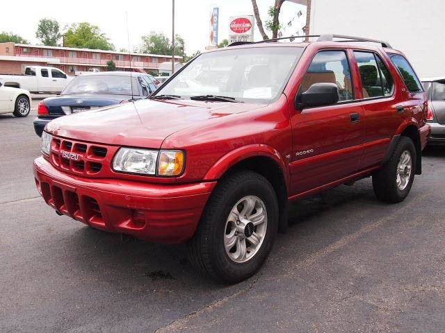 2000 Isuzu Rodeo for sale in ENGLEWOOD CO