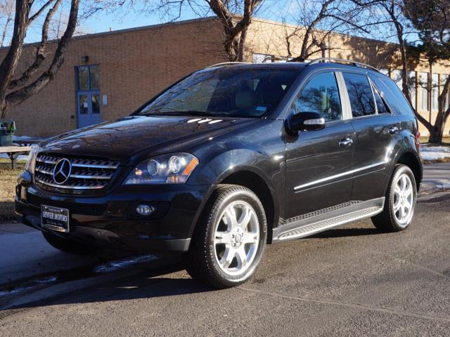 2008 mercedes benz m class ml350 edition 10 awd 4matic 4dr for Mercedes benz englewood service
