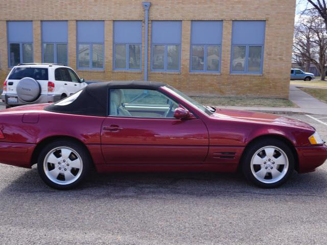 1999 mercedes benz sl class sl 500 2dr convertible in for Murray motors denver mercedes