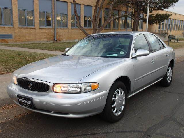 2004 Buick Century Custom 4dr Sedan For Sale In Englewood