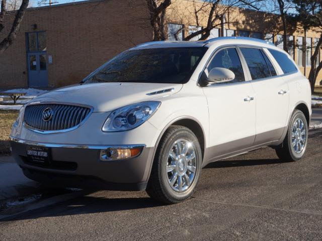 2012 buick enclave leather awd 4dr suv in englewood co. Black Bedroom Furniture Sets. Home Design Ideas