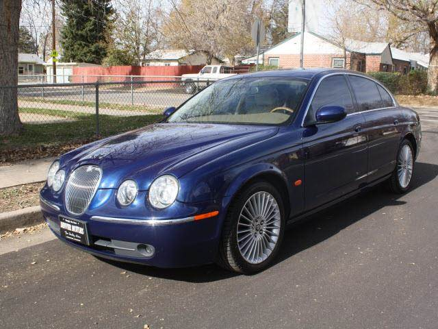 2005 jaguar s type 3 0 4dr sedan for sale in englewood. Black Bedroom Furniture Sets. Home Design Ideas