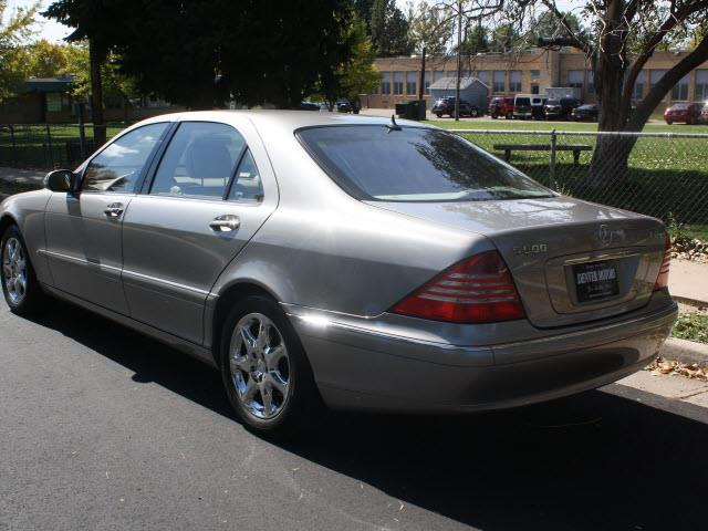 2004 mercedes benz s class s500 4matic awd 4dr sedan for for Mercedes benz fort collins
