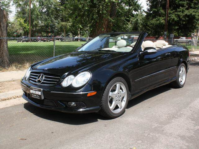 2004 mercedes benz clk class clk500 2dr convertible in for Mercedes benz englewood service