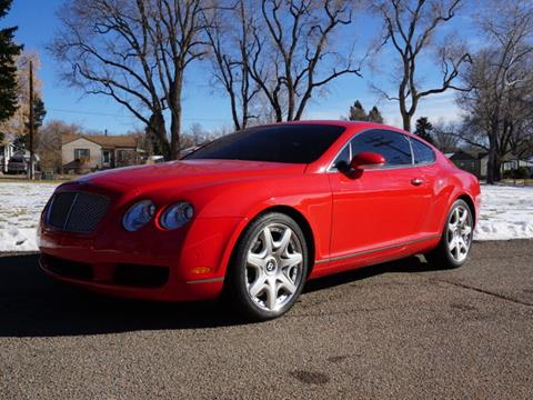 2006 Bentley Continental GT for sale in Englewood, CO