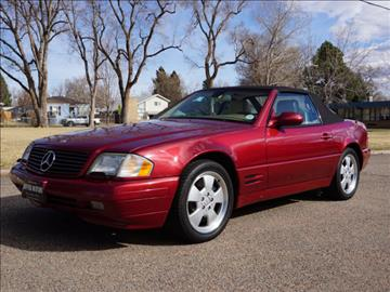 1999 Mercedes-Benz SL-Class for sale in Englewood, CO