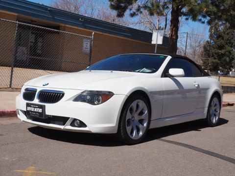 2004 BMW 6 Series For Sale in Hollywood, FL - Carsforsale.com