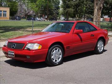 1995 Mercedes-Benz SL-Class for sale in Englewood, CO