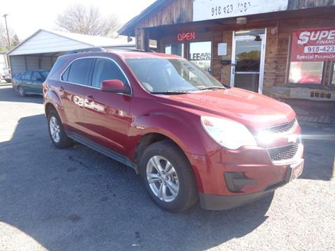 2010 Chevrolet Equinox for sale in Mcalester, OK